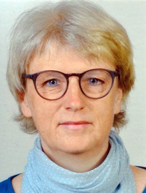Uta Tannhäuser, treasurer