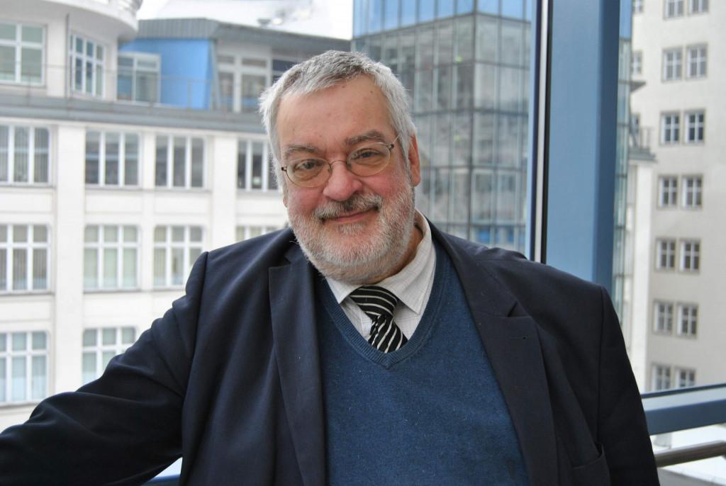 Prof. Dr. Michael Dreyer, Foto: privat