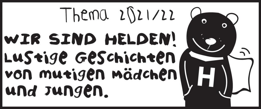 Motto des Weimarer Buchlöwen