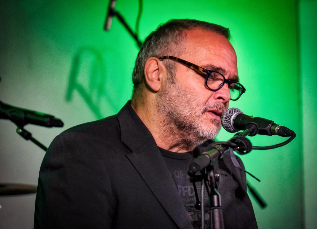 Musiker Norbert Radig, Foto: Jens Sobczyk