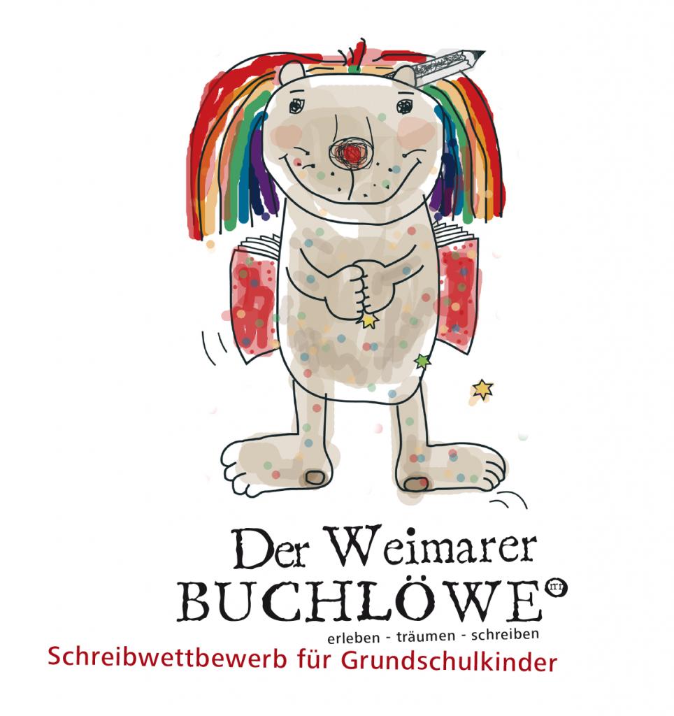 Weimarer Buchlöwe